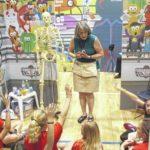 Speedway to Healthy Exhibit educates Sampson students