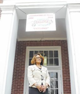 Dr. Shari Herring ready to lead Tarheel ChalleNGe