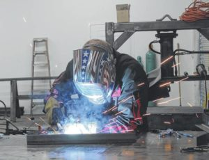 D&E Metalworks opens in Garland