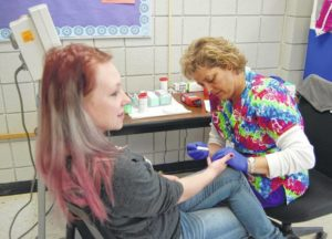 SCC student hopes to save a life