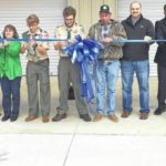 Carroll becomes Eagle Scout with storage project for Midway High