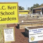 Rotary contributes to L.C. Kerr School project