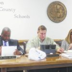 Sampson board supports val, sal tradition