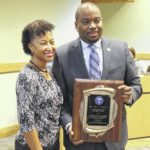 Bracy receives Superintendent of Year honor