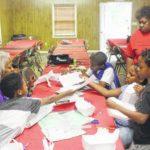 Mop Top Shop Inc. hosts Garland summer camp