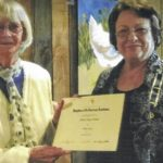 DAR recognizes members for years of service