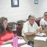 Garland board talks budget; fire dept. matter tabled
