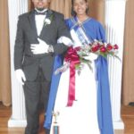 Local student crowned by Rocky Mount sorority.