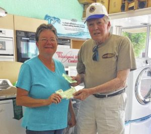Lions Club hosting biannual fish fry