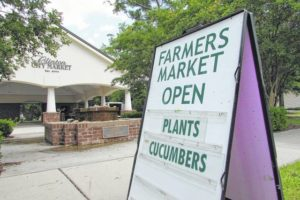 Sampson Farmers Market now open