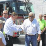 State, local officials vow to rebuild Autryville Fire Department