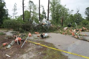 Tornado victim: Peeled roof 'like banana'