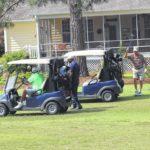 Inaugural golf tournament raises money for cadets