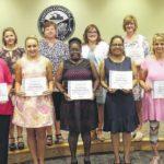 Grants aid Sampson teachers