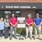 State Pest recognized