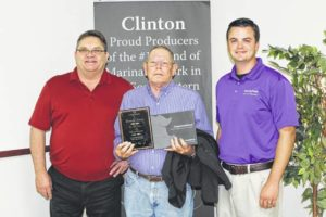 Turner honored for 50 years of service