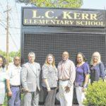 Schools get new marquees