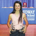Athletes honored at Midway Athletics Banquet