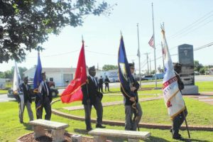 Sampson County honors military heroes for Memorial Day