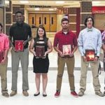 Athletes honored at Union banquet